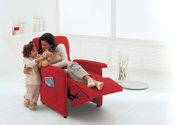 Poltrone Alzapersona Trieste Global Relax mod. Pocket